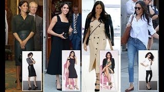 Meghan Markle fashion: How Meghan is influenced by the Rachel Zane?