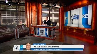 Peter King of The MMQB Talks NFL Draft amp More - 5/2/17