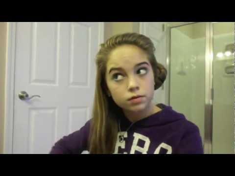 Easy Hairstyles for School | Chelsea Crockett - YouTube