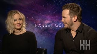 "Jennifer Lawrence On Chris Pratt: ""He"