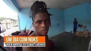 """Um dia com NGKS - """" Rapper Life '' E P . 01"""