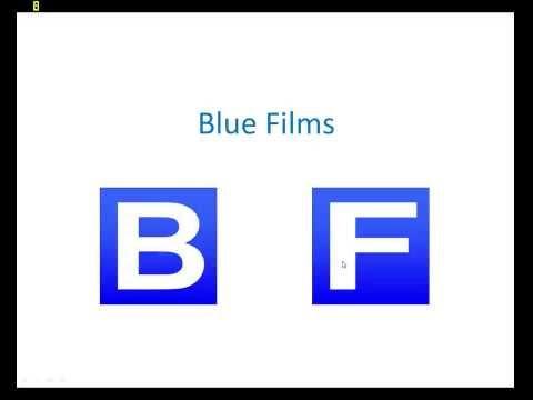 Blue Films Intro video
