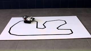Lego Mindstorms EV3 - Seguidor de línea