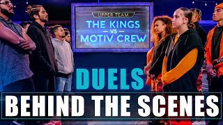 The Kings | Behind The Scenes | Duels | NBC World of Dance Season 3