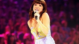 download lagu Carly Rae Jepsen - Call Me Maybe Live At gratis