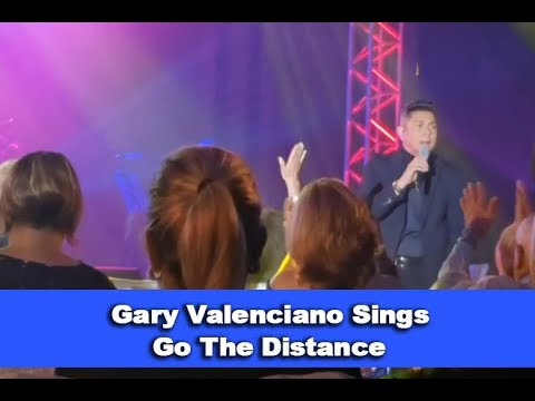 Gary Valenciano - Go The Distance | CBN ASIA Anniversary (Part 7)