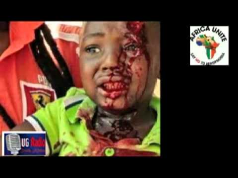 28/04/2015 News on Ugandan Radio in South Africa about Xenophobia