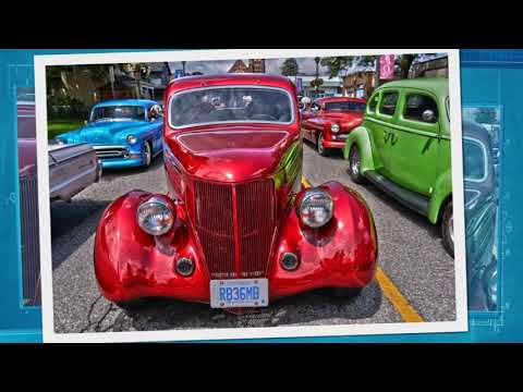 Classic Car Photography - Hot Rods, Muscle Cars, Vintage