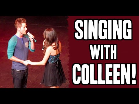 Singing With Colleen!!! - (Day 6 of Fall-Log-Mas)