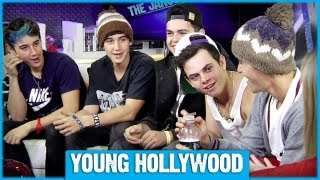 The Janoskians Answer YOUR Fan Questions!