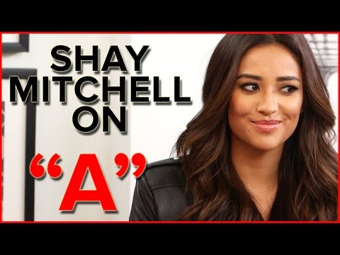 Shay Mitchell's Theory on Who