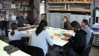 Art Conservation Department: Paper Specialization