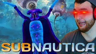 WARPERS = SCARIEST MONSTERS IN THE OCEAN! (Subnautica First Playthrough #4)