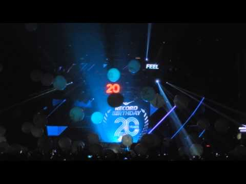 Feel [ВЫХОД], 20 years Radio Record, Stadium, Moscow (15.08.2015)