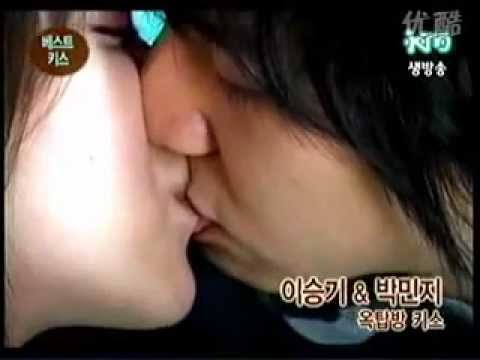 Yoona Kiss Scene Behind The Kissing Scene