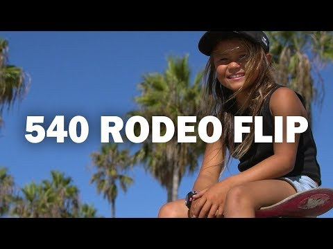 540 Rodeo Flip: Sky Brown || ShortSided