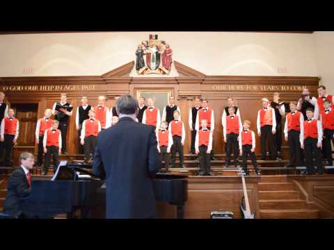The Bonifantes Boys' Choir at The Roxbury Latin School_5 - 03/03/2014