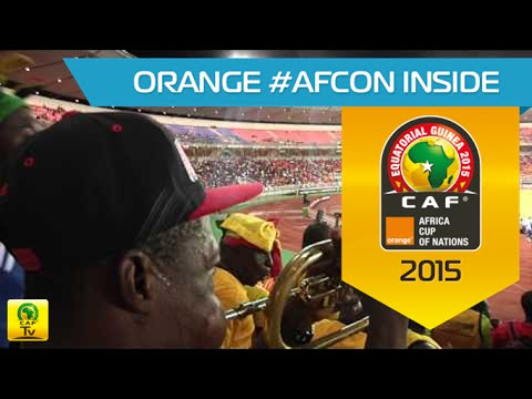 Ghana fans before the final - Orange Africa Cup of Nations, EQUATORIAL GUINEA 2015