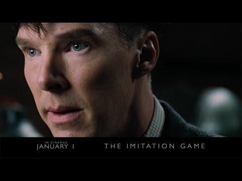 The Imitation Game (2015) Imagine Clip [HD]
