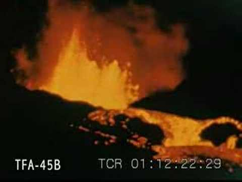 mauna loa volcano hawaii 1942 youtube. Black Bedroom Furniture Sets. Home Design Ideas