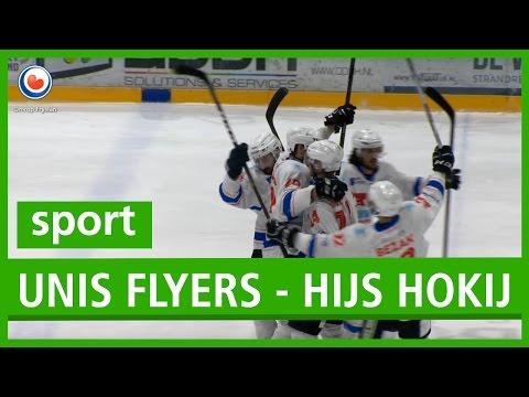REPO: UNIS Flyers winnen ook BeNe League: 4-1 tegen Hijs Hokij