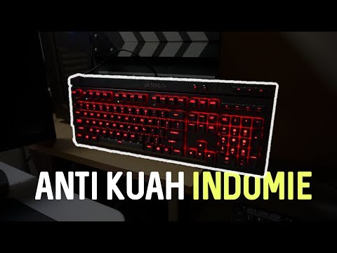 Quick Review Corsair K68 - Keyboard Gaming Anti Air!