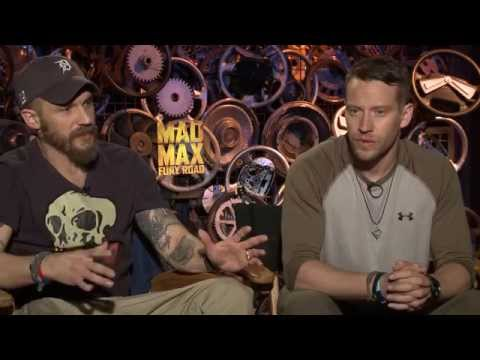 Tom Hardy & George Miller Take You Backstage With MAD MAX: FURY ROAD
