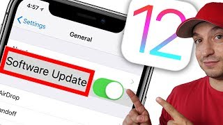 Install iOS 12 - How To Update iOS 12 iPhone, iPad, iPod touch