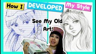 Download Lagu ❤How I DEVELOPED My Art Style + My art over the years ❤ My Art Journey ❤ Portfolio Tour Gratis STAFABAND