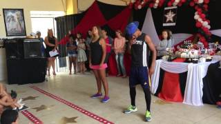 Show de talentos na escola! #1ºlugar