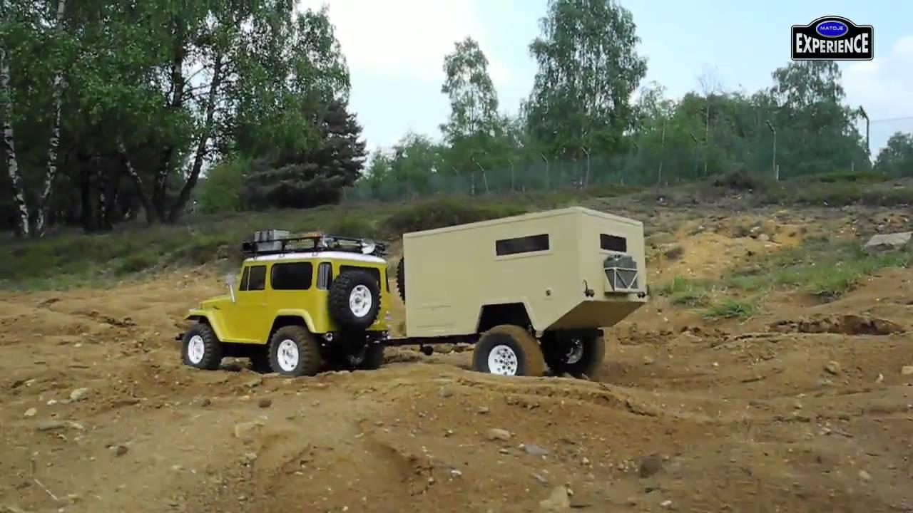Elegant Full Off Road Caravan  Desert Sky Tracker