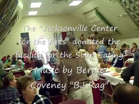 Empty Bowls for the Floyd Virginia -Backpack- Program to help En.wmv
