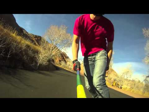 Red Rocks Downhill