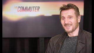 Liam Neeson talks The Commuter & Returning To Star Wars