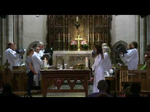 Holy art thou (G F  Handel arr  Kingsmill)