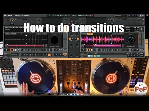 How to do DJ transitions with or without effects