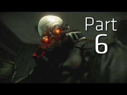 Killzone Shadow Fall Gameplay Walkthrough Part 6 - The Patriot - Mission 4 (PS4)