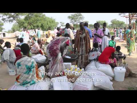 South Sudan's Displaced See Little Hope For Peace