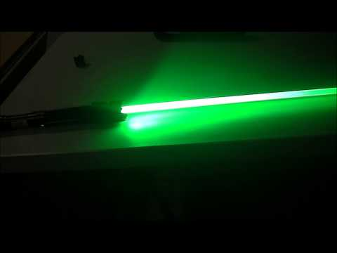 Wicked Lasers Laser Saber Review
