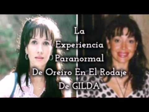 La experiencia paranormal de Natalia Oreiro en el rodaje de Gilda