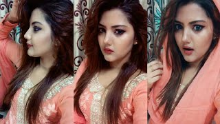 "Ap Mar Joa Na Mujh pe "" Beautiful + Cute = Indian Girl Very Funny Acting With Comedy Video"