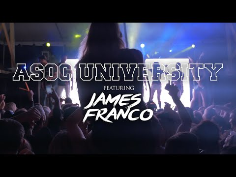 Carnage & College Weekly present : Asoc University ft. James Franco