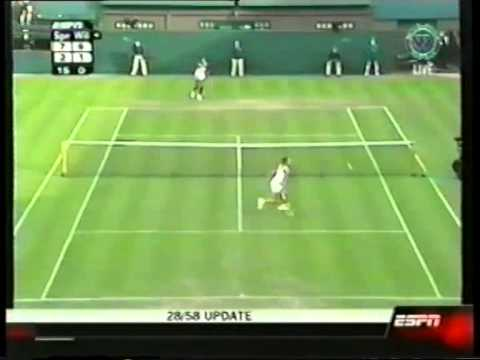 Karolina Sprem vs Venus Williams Wimbledon 2004 aka Sprembledon - Highlights