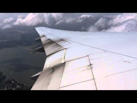 American Airlines Boeing 777-200ER Takeoff from Dallas/Fort Worth International Airport