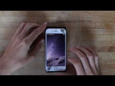 How to fix a bent iPhone 6 (Tutorial)