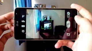 Prueba de Cámara HD - LG® G Pro Lite Dorado