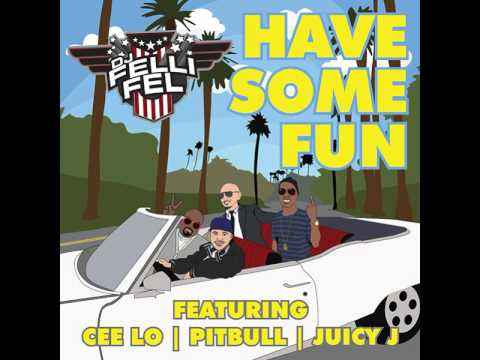Pitbull ft Juicy J ft Cee Lo Green - Have Some Fun mp3 indir