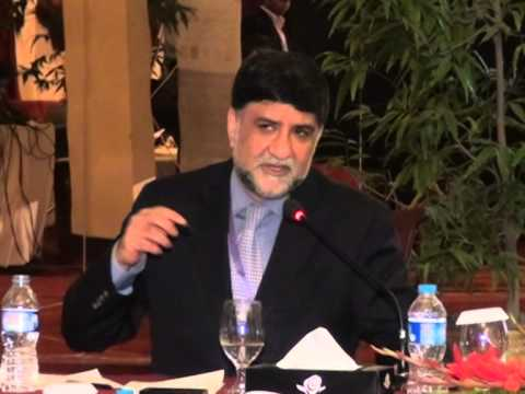 South Asia Growth Conference 2014: Discussion after 2nd Speech