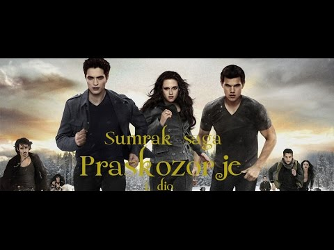Sumrak Saga: Praskozorje 1.Dio