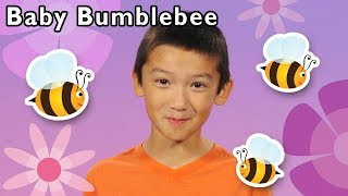 Baby Bumblebee and More   SILLY BUG RHYMES   Nursery Rhymes from Mother Goose Club!